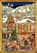 Victorian Village Advent Calendar